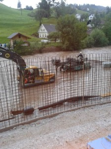 INTERVENCIJA: Poplave meteorne vode 12.7.2014