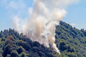 INTERVENCIJA: Požar v naravi – Studor 12.8.2013