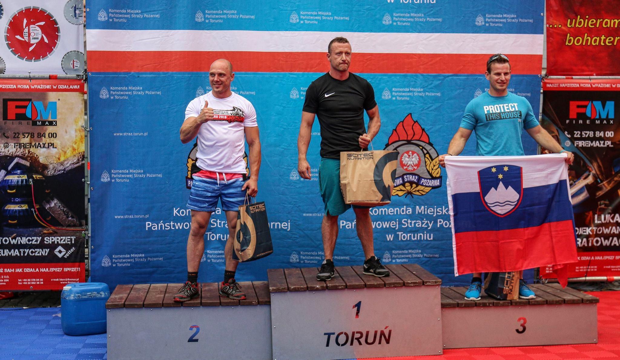 FCC: Odlični rezulati Gregorja in ekipe v Torunu (Poljska)