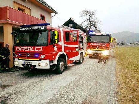 INTERVENCIJA: Požar kurilnice – Sestranska vas 10.2.2017 (4)