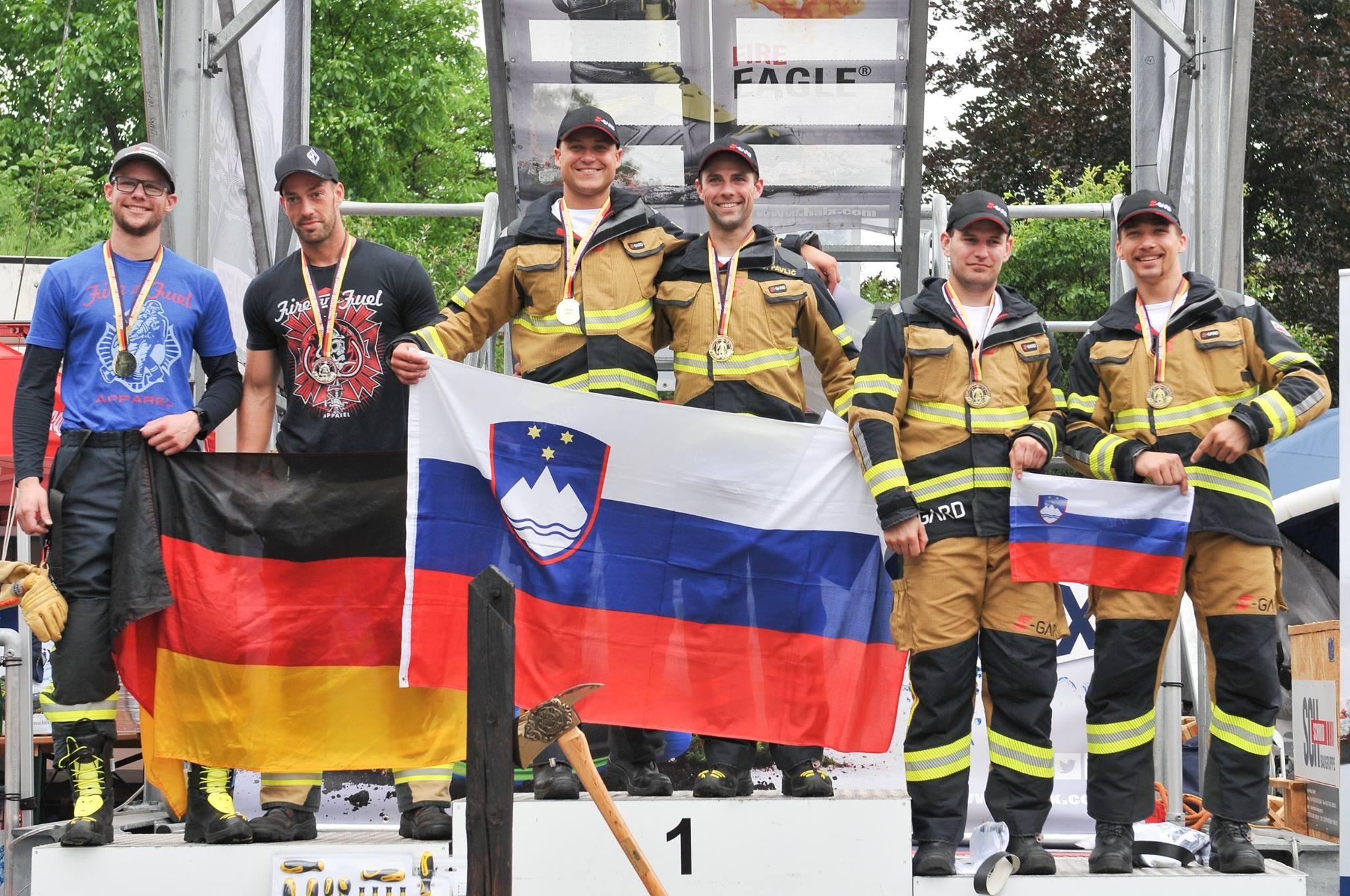 FCC Mosel – Nemčija – 1 in 2. julij 2017