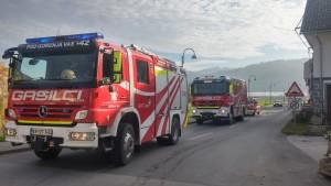 INTERVENCIJA: Požar žage – Dolenčice 1.1.2017 (1)