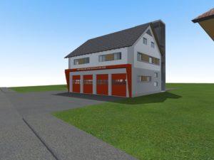 Prostovoljni prispevki za izgradnjo novega gasilskega doma