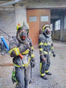 INTERVENCIJA: Požar v industrijskih objektih – Bukov Vrh – 13.12.2017 (27)