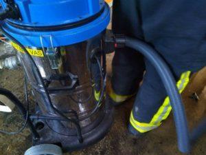 INTERVENCIJA: Črpanje vode – Pot na Pretovč – 10.3.2018 (4)