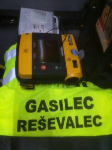 INTERVENCIJA: Reševanje obolelih – Gasilska ulica – 11.3.2019 (4)