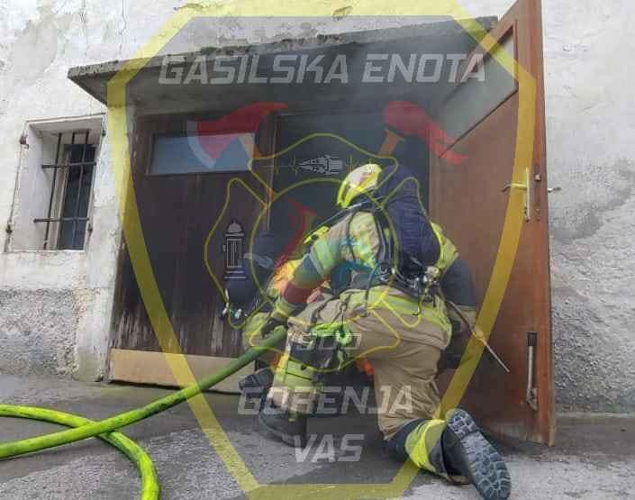 Vaja operative: HotFire v Poljanah
