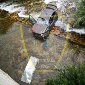 INTERVENCIJA: Nesreče v cestnem prometu – Gorenja vas 11.8.2019 (10)