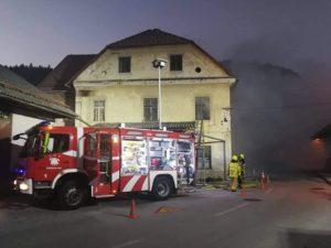 Vaja operative: Notranji požari 12.9.2019