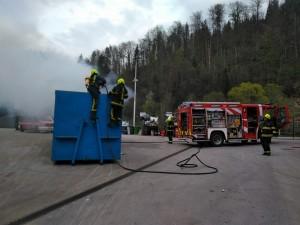 INTERVENCIJA: Požar na sredstvih cestnega prometa – Todraž 13.4.2017 (10)