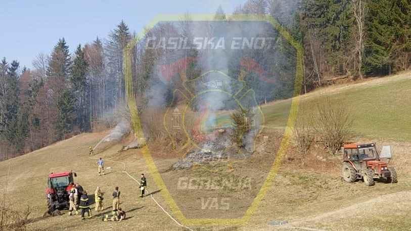 INTERVENCIJA: Požari v naravi – 28.3.2020 (6)