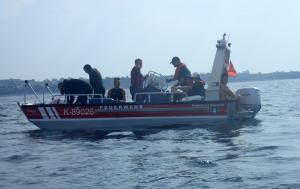 Udeležba na vaji CZ: Cooperate 2016 – Voda Obala