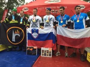 Firefighter Combat Challenge Bled 2014 (Slovenija)
