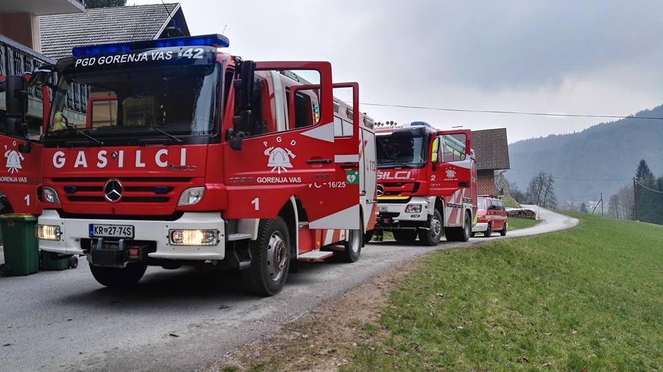 INTERVENCIJA: Dimniški požar Dobravšce 22.3.2016 (10)