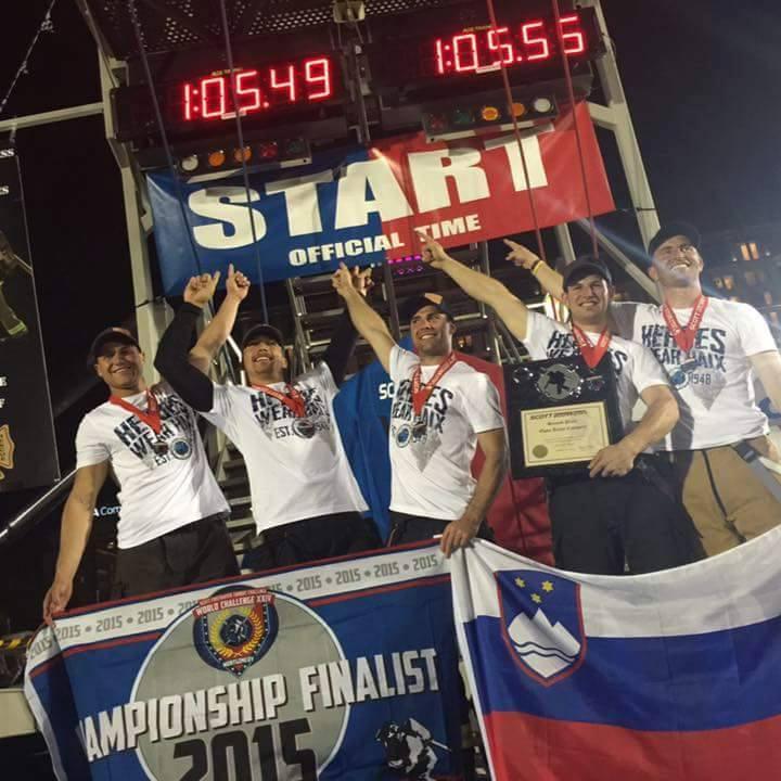 FFCC Svetovno prvenstvo Montgomery, Alabama (ZDA)