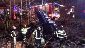 INTERVENCIJA: Prometna nesreča Kopačnica 22.12.2013
