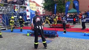 Firefighter combat challenge  Torun (Polska)