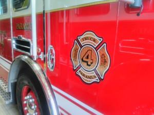 Na obisku pri gasilcih v ZDA (20.6 2017)