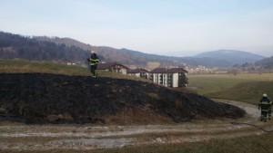 INTERVENCIJA: Požari na travniških površinah – Mihevk 4.1.2017 (2)